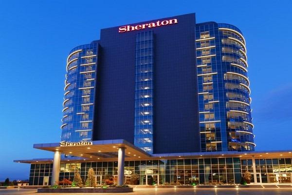 فندق شيراتون بورصة