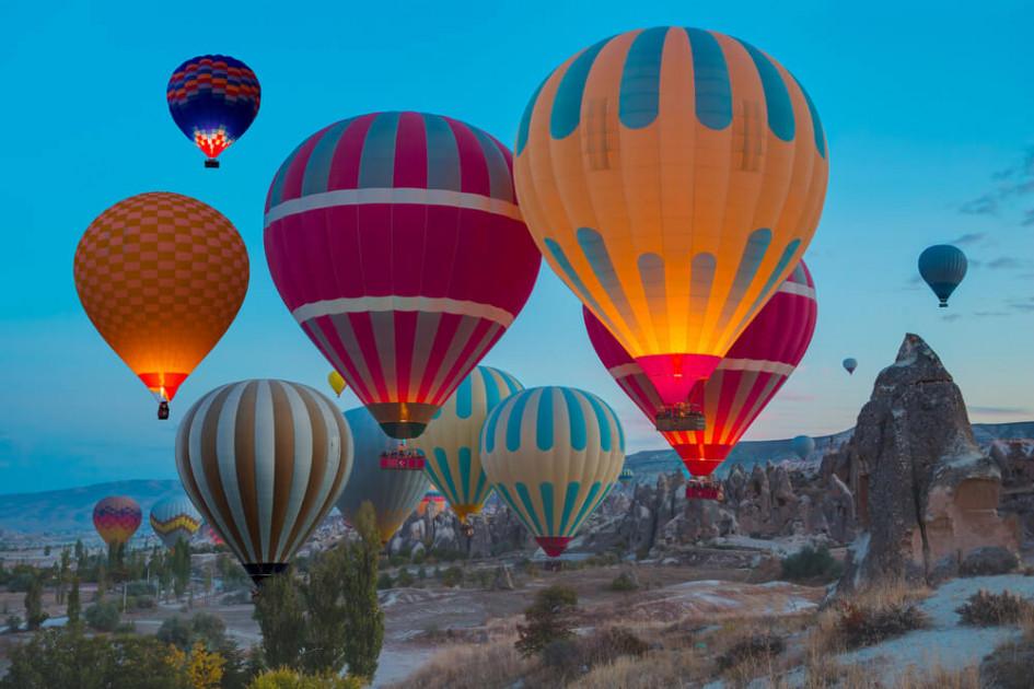 السياحة في تركيا و عوامل جذب السياح