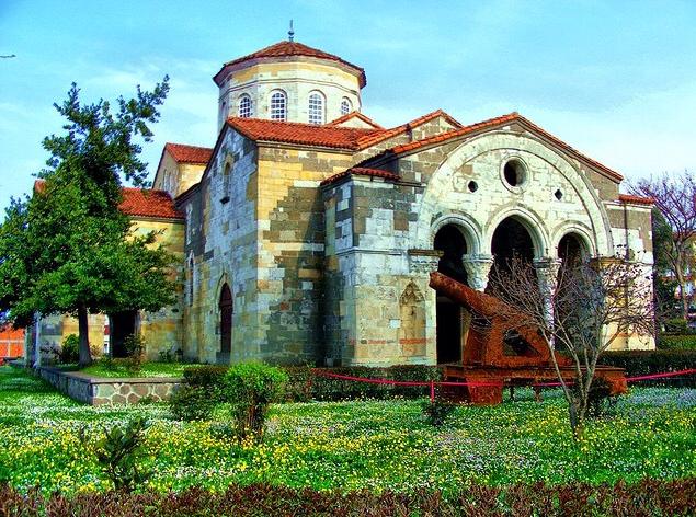 متحف آيا صوفيا في طرابزون Rosytour Tourism