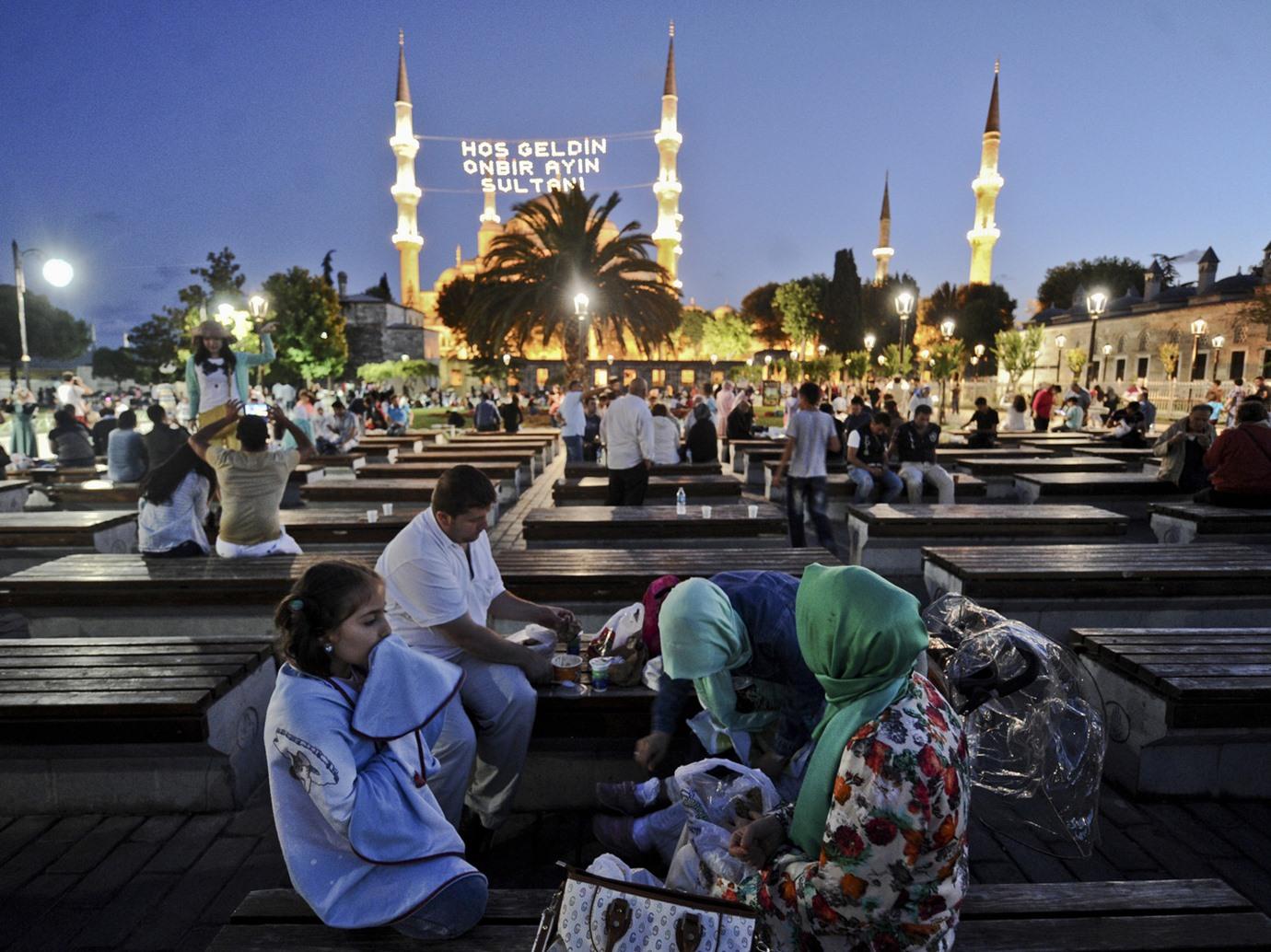 السياحة في شهر رمضان