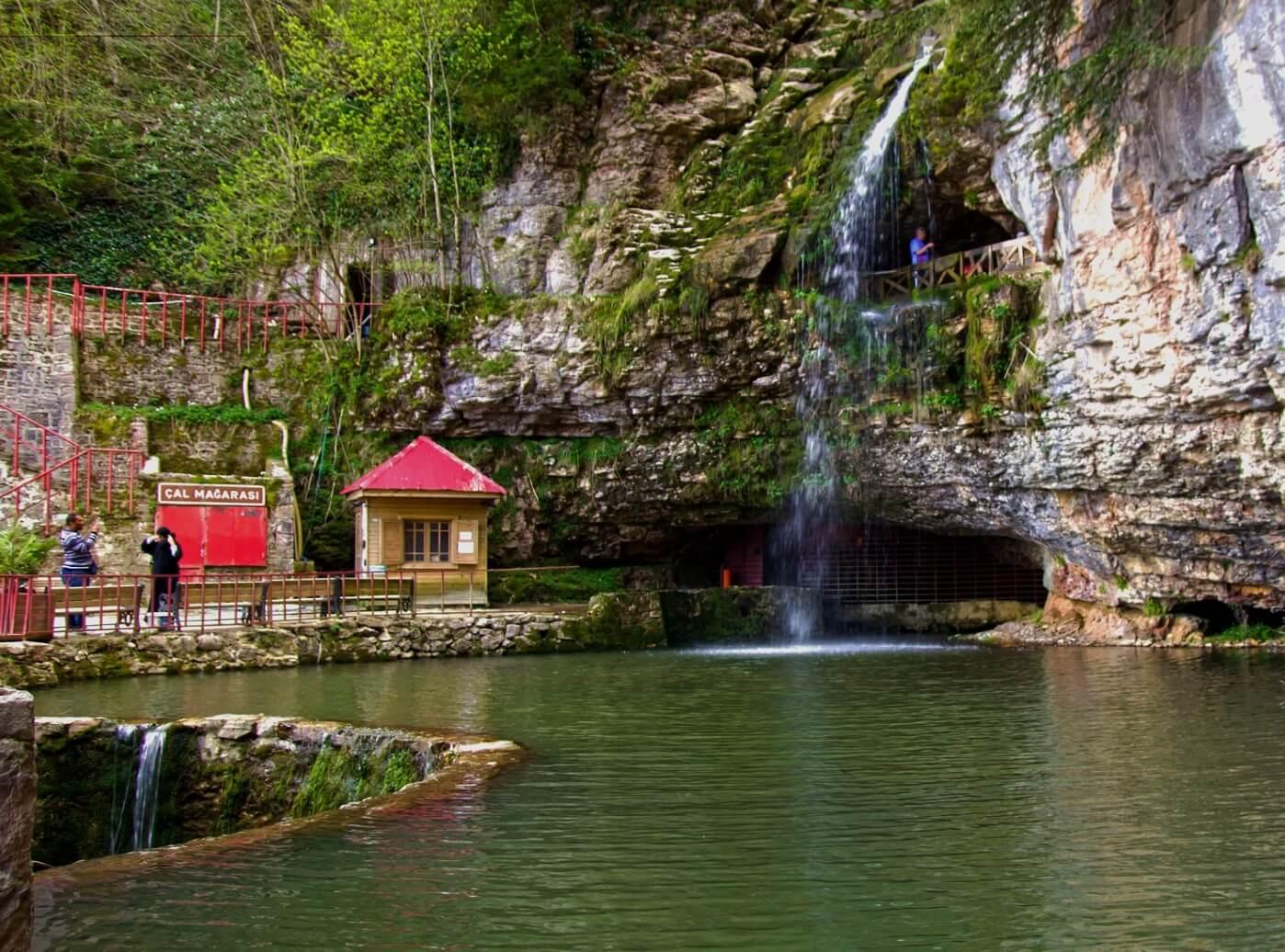 مغارة تشال كوي (Çalköy Mağarası)