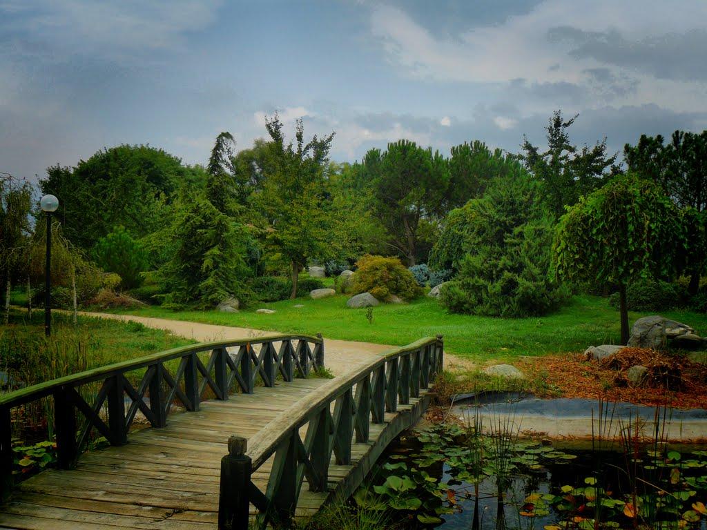 حديقة بوتانيك في بورصة