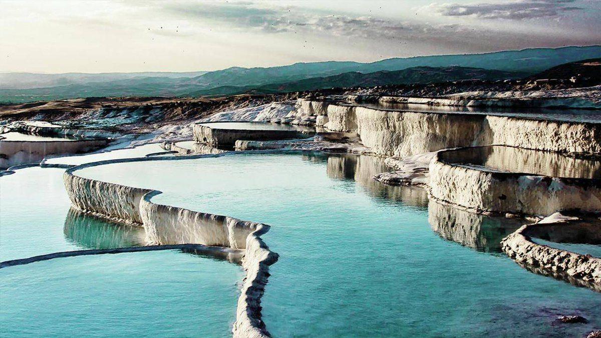 حمامات الينابيع الساخنة في بورصا