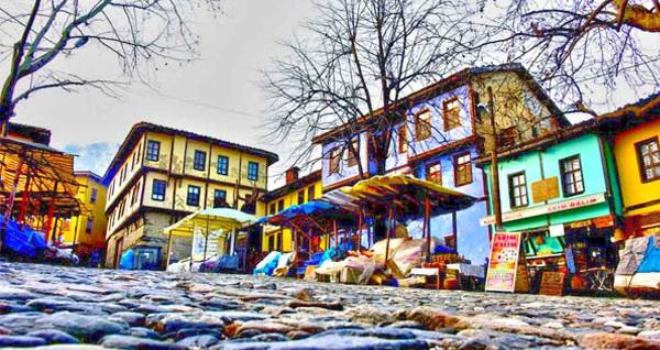 القرية العثمانية في بورصة